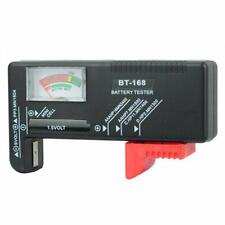 New Arrival LiMited Sale Universal Battery Checker Tester Aa Aaa 9V Button In