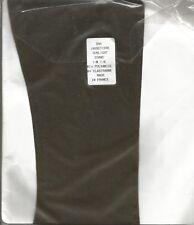 A VOIR !! bas stay-up T1 colori marron ( ebano ) production GERBE modéle RHT