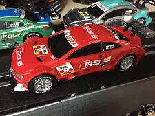 """%%%% Carrera 41386 Digital 143 Audi A5 DTM """"M.Molina, No.20"""" Auto NEU"""
