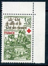 stamp / TIMBRE FRANCE N° 2025a ** LE RAT  FAUNE /  ISSUS DE CARNET