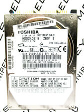 Toshiba 100GB MK1031GAS IDE (HDD2A02 B ZE01 S) Laptop HardDrive WIPED & TESTED!