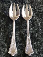 Persian by Tiffany & Co Sterling Silver Ice Cream Forks 3-Tine Original *No Mono