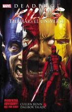 Deadpool MATA The Marvel Universe Por Cullen Bunn 9780785164036