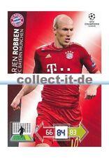 Panini Adrenalyn XL Ligue des Champions 13//14-336-Arjen Robben-Game Changer