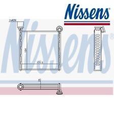 Heizungskühler Wärmetauscher Innenraum Heizung NISSENS 73980