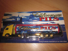 Elbflorenzer-pils-ADVERTISING TRUCK LORRY Brew Bow Riding Tail TRUCK MODEL NEW & OVP