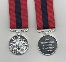 DISTINGUISHED CONDUCT MEDAL . VR ISSUE. A SUPERB DIE-STRUCK FULL-SIZE REPLICA