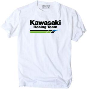 Factory Effex Kawasaki Racing T-Shirt Motorcycle ATV/UTV Street Bike Dirt Bike