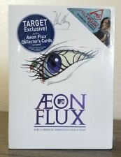 Aeon Flux The Complete Animated Collection (Dvd) Target Exclusive w/ Cards - New