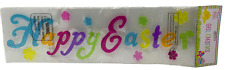 Easter Large Gel Window Clings Charms Stickers