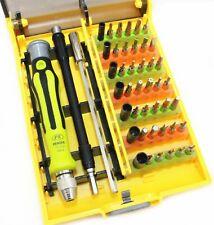 45 in 1 Magnetic phone Screwdriver Bits Set, Precision Screwdrivers Repair Tools