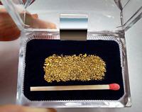2/10 Gramm Goldnuggets Gold Nugget Barren Goldmünze Gold hochwertig 1A Beständig