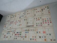 Nystamps Worldwide & US old stamp collection untouched after WW II