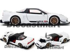 Véhicules miniatures blancs Honda 1:24