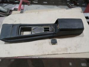 1969 69 Ford Mustang Cougar Mach 1 XR-7 Eliminator Original Center Floor CONSOLE