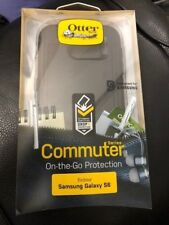 Otterbox Commuter Black For Samsung Galaxy S6  New!!!