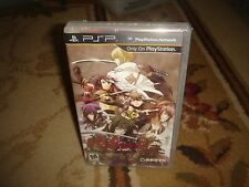 Hakuoki: Warriors of the Shinsengumi sony psp new