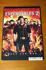 COLLECTIBLE THE EXPENDABLES 2 MINI POSTER