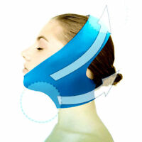 Anti Wrinkle Half Face Lift V Line Face Slim Up Slimming Cheek Mask Strap Dexac
