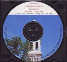 Jessamine County KY History - Kentucky Genealogy
