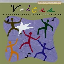 NEW Windham Hill: Voices - A Contemporary Choral Collection (Audio CD)