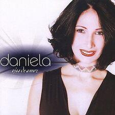 FREE US SHIP. on ANY 2 CDs! NEW CD Daniela: Ojos de Amor