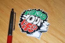 Marco Simoncelli Face Sticker
