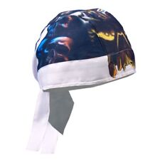 BIKER SKULL CAVERN HEAD WRAP  CAP