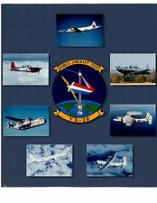 Force Aircraft Test VX20 Navy Aircraft Photograph 8x10 Color Insignia