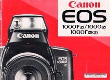 Canon EOS 1000fn 1000n 1000 fnqd-Service Manual instrucciones b1758