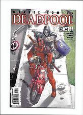 """DEADPOOL #68  [2002 NM-]  HEALING FACTOR: CHAPTER THREE  """"HEADBANGER'S BALL"""""""