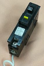 HOM120GFI  Square D , HomeLine 20A Single Pole GFI Ground-Fault Circuit Breaker