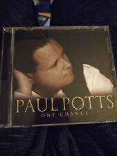 One Chance by Paul Potts CD 2007