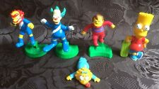 Simpson's Figures ~ Burger King Toys ~ 2001/2002/2003 ~ Collectable