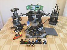 Lego Batman 7783 the une Batcave: le pingouin et Mr. Freeze l'invasion de 100% complet
