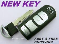 OEM MAZDA 3, 6 sedan keyless entry smart remote fob WAZSKE13D01 + NEW KEY