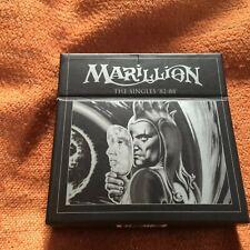 Marillion the singles 82-88 cd box