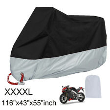 4XL Waterproof Motorcycle Cover For Honda Gold Wing GL 1000 1100 1200 1500 1800