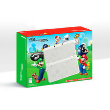 New Nintendo 3DS Super Mario Limited Edition - White