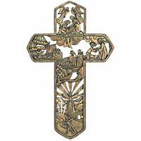 Wall Cross - Life of Christ