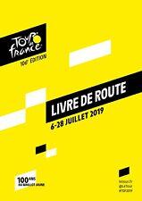 Roadbook / Livre de Route Tour de France 2019 Nuovo Brand New (Francese-French)