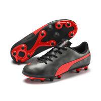 PUMA Rapido FG Boy's Soccer Cleats JR Kids Shoe Football