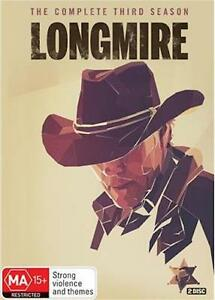 LONGMIRE Season 3 : NEW DVD