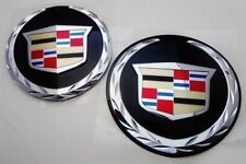 Cadillac ESCALADE 2007 2008 2009 2010 2011 2012 2013 2014 FRONT & REAR Emblems