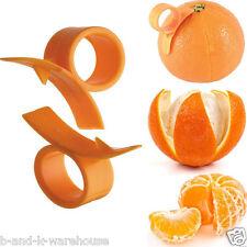 Finger Held Grapefruit Lemon Orange Peeler Citrus Peel Opener Kitchen Tool