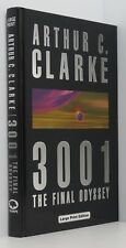 3001: The Final Odyssey by Arthur C. Clarke (Hardback, 1998) Signed
