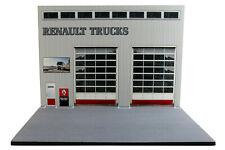 Diorama Renault Trucks - 1/43ème - #43-2-E-E-023