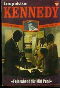 Inspektor Kennedy Nr. 236