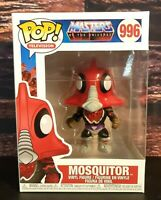 Funko Pop! Animation: Masters of The Universe - Mosquitor #996 - Brand NEW