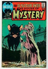 Dc - House Of Mystery #189 - Adams Cover, Wood Inks - G 1970 Vintage Comic
